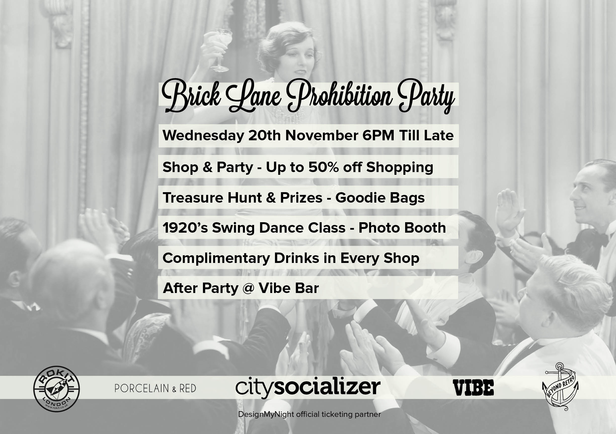 Citysocializer Event