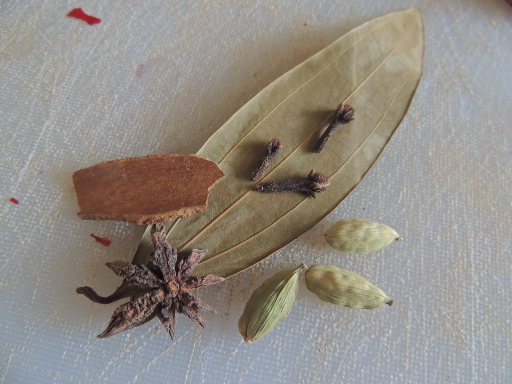 Garam Masala and the Indian Bay leaf
