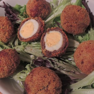 Mini Scotch Eggs Recipe