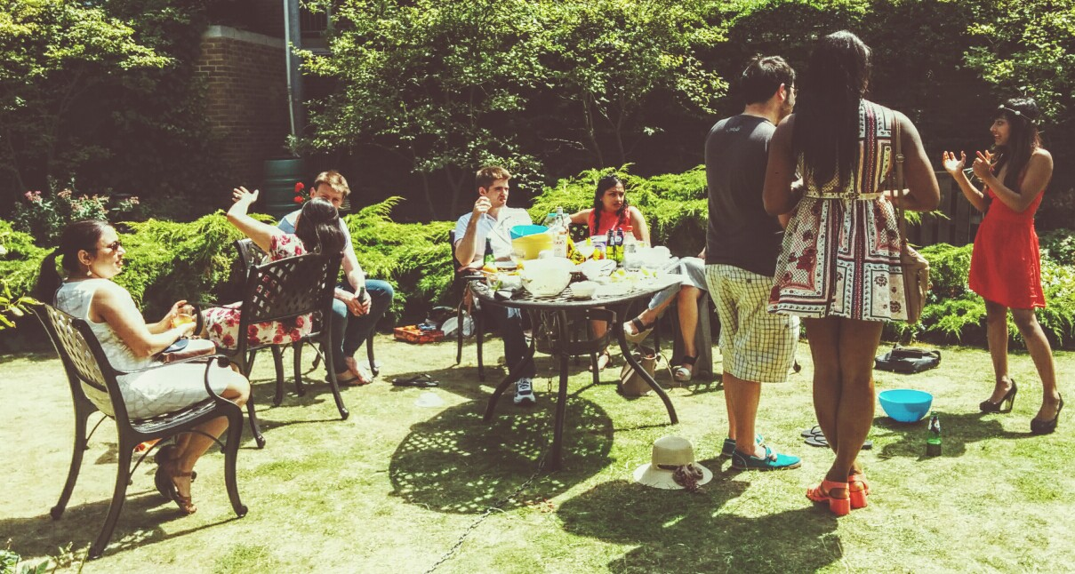 Summer party by Kheya